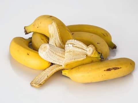 des bananes conservées