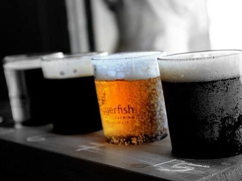 pintes de biere