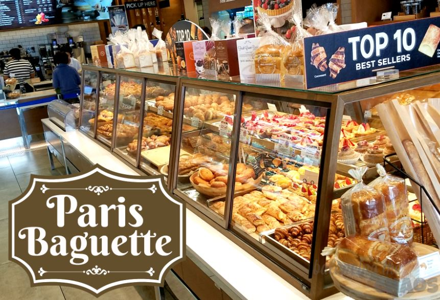 une boutique paris baguette