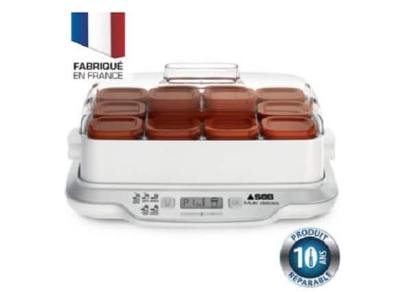 Yaourtière et fromagère SEB Express - 12 pots