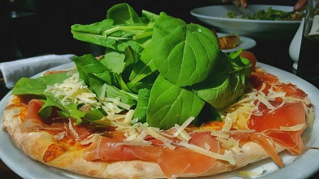 meilleure pizza saumon