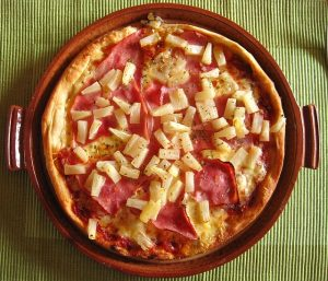 meilleure pizza hawaienne